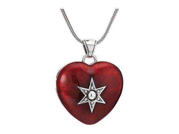 Brighton Loving Heart Convertible Locket Necklace