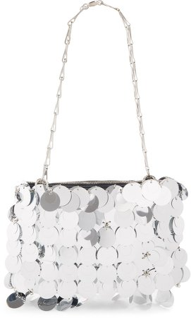 Sparkle 1969 Sequin Shoulder Bag