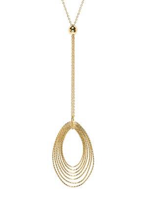 Presley Adjustable Pendant Necklace