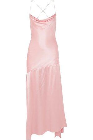 Michael Lo Sordo | Caroline silk-satin gown | NET-A-PORTER.COM