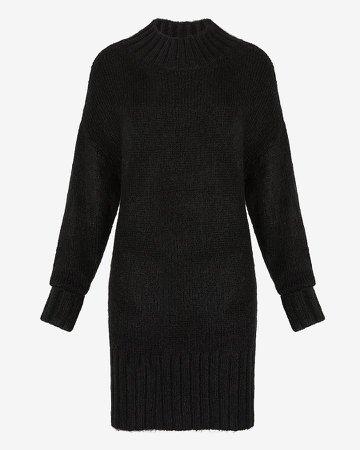X You Turtleneck Sweater Dress