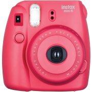 Fujifilm Instax Mini 8 Instant Camera, Raspberry - Walmart.com