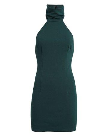Katie May | It's Freezing Crepe Mini Dress | INTERMIX®