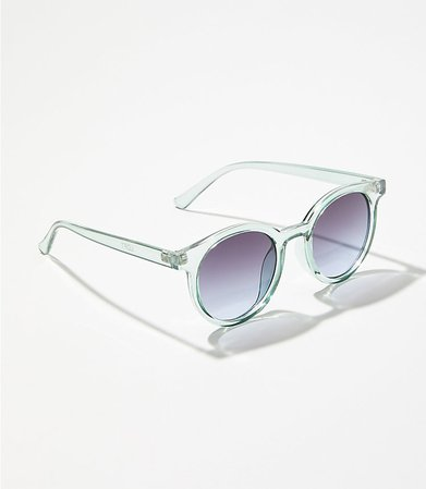 Round Sunglasses | LOFT