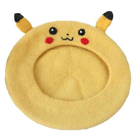 Cute Pikachu Beret YV42416 | Youvimi