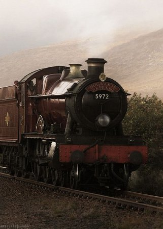 Hogwarts Express | Harry Potter