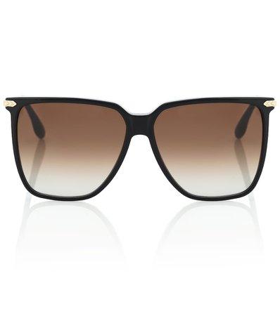 Oversized Square Sunglasses - Victoria Beckham | Mytheresa