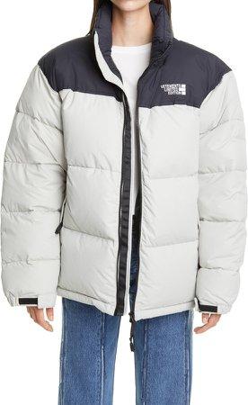 Down Fill Puffer Jacket