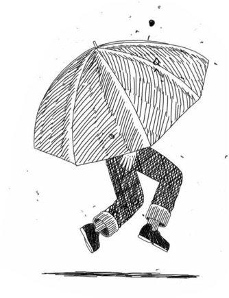 forever rain umbrella