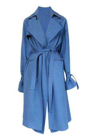 Everyday Layered Wool-Blend Trench Coat by Peter Do | Moda Operandi