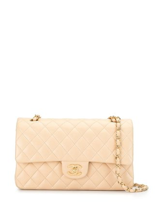 5 Chanel Pre-Owned 2010 Double Flap Shoulder Bag - Farfetch