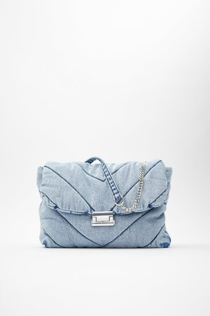 QUILTED MAXI CROSSBODY BAG | ZARA United States