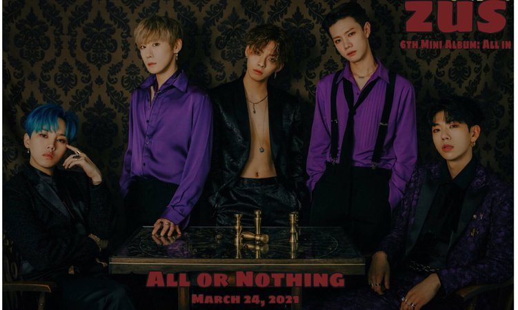 Zus group teaser: All or Nothing