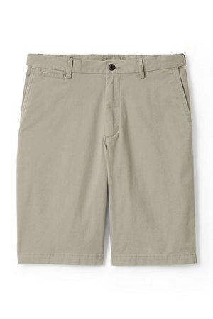 """Men's 11"""" Comfort Waist Stretch Knockabout Chino Shorts from Lands' End"""