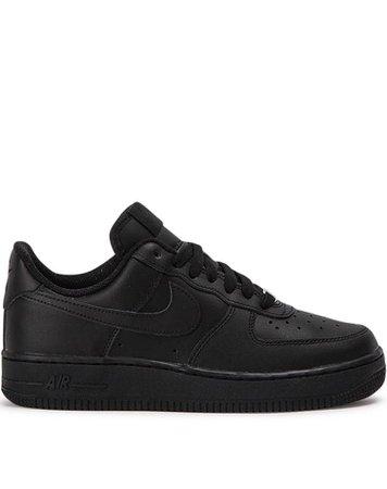 Nike Wmns Air Force 1 '07 (Black)