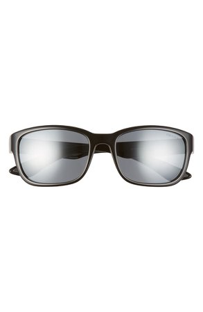 Prada Pillow 57mm Rectangle Sunglasses | Nordstrom