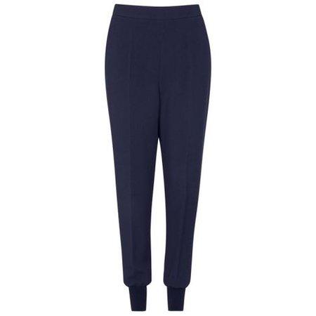 stella mccartney navy jogging pants - Google Search