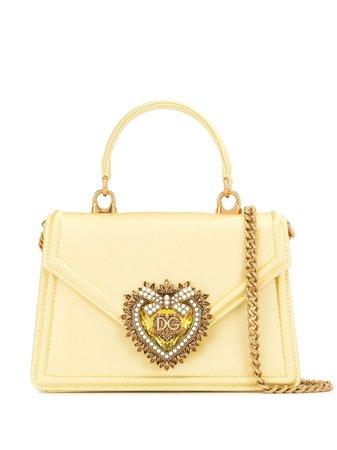 Dolce & Gabbana Bolsa Tote Devotion Pequena - Farfetch