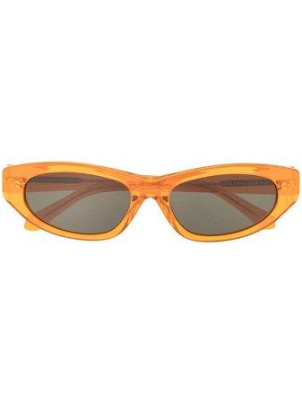 Karen Walker Paradise Lost Sunglasses - Farfetch