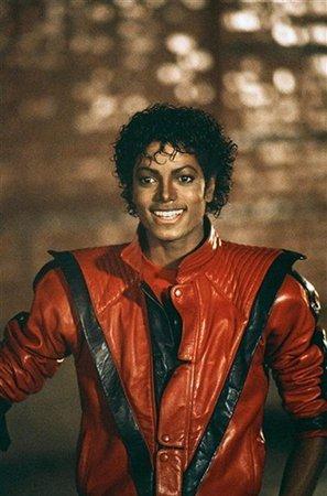 Michael Jackson in 'Thriller'