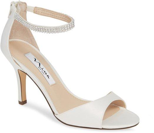 Volanda Ankle Strap Sandal