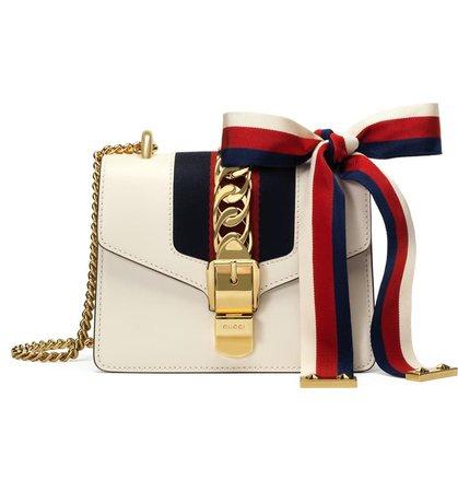 Gucci Mini Leather Shoulder Bag | Nordstrom