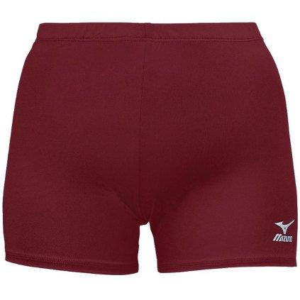 *clipped by @luci-her* Mizuno Women's Spandex Vortex Shorts - 4 Inseam   Allvolleyball.com