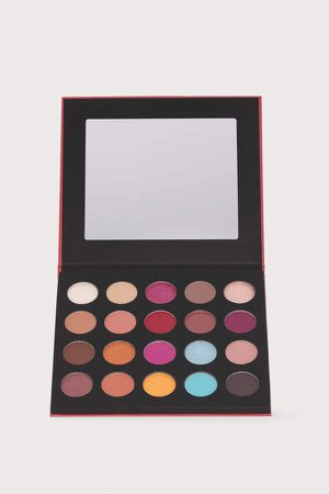 Eyeshadow Palette - Red