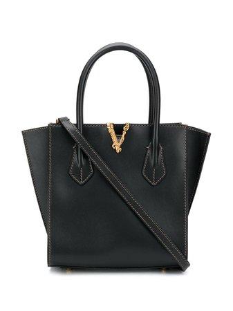 Versace Virtus Tote Bag - Farfetch