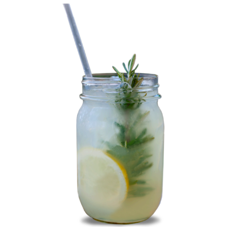 mason jar drink png