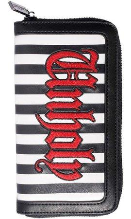 Blackcraft - Unholy Stripe Wallet - Buy Online Australia – Beserk