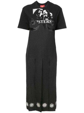 Dilara Findikoglu Sisters dress - Black