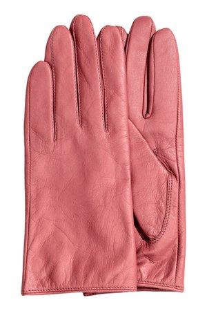 gloves pink hm - Google Search