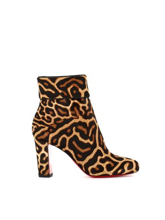 """Christian Louboutin Ankle Boots \""""moulamax\"""""""