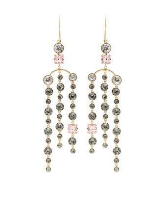 Valentino Garavani Stone Of Light Earrings - Farfetch