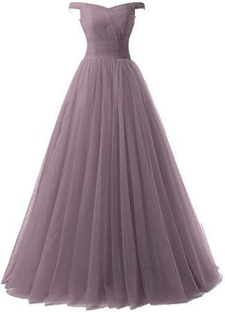 Amazon.com: Nina A-Line Tulle Prom Formal Evening Homecoming Dress Ball Gown Nnd016 2 Black: Clothing