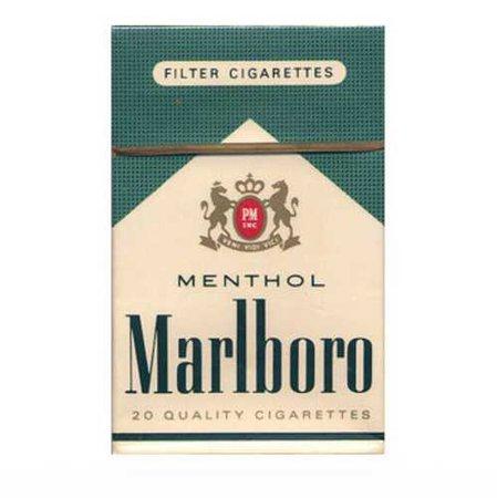 Menthol Marlboro Cigarettes