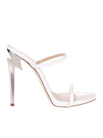 Giuseppe Zanotti Thunder Heel Sandals
