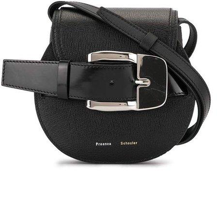 mini Buckle cross-body bag