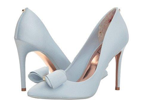 Ted Baker: Womens Heels Ted Baker Azeline Light Blue Textile | Shoes 15O16L,Women shoes: U141SR74 - Fashion female shoes