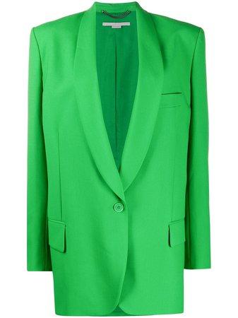 Stella McCartney Allison Tailored Blazer - Farfetch