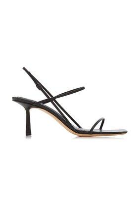 Leather Slingback Sandals By Studio Amelia | Moda Operandi
