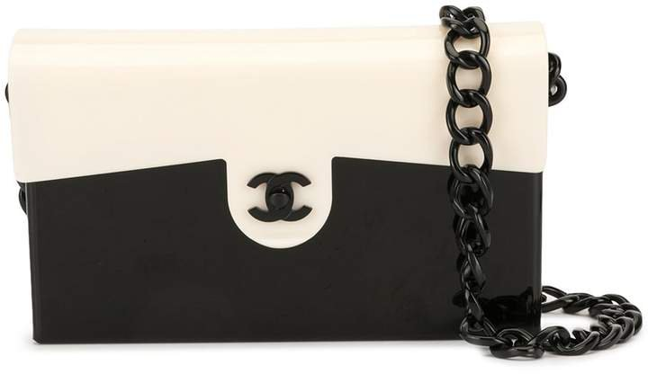 Chanel Pre Owned CC chain shoulder bag