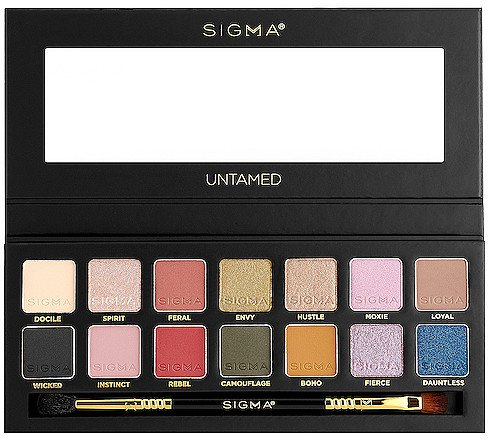 Untamed Eyeshadow Palette