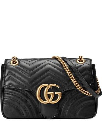 Bolso De Hombro Gg Marmont Mediano Gucci Por 1,980€ - Compra Online Ss20 - Devolución Gratuita Y Pago Seguro