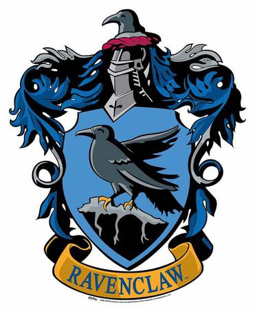 Ravenclaw Crest from Harry Potter Wall Mounted Official Cardboard Cutout - Buy standups & standees at starstills.com