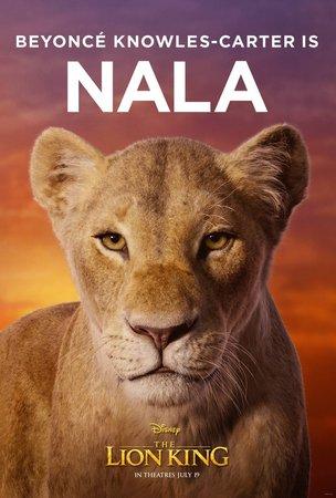 Google-kuvahaun tulos kohteessa https://media.comicbook.com/2019/05/lion-king-poster-nala-1173114.jpeg