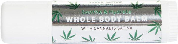 Bephies Beauty Supply Super Sativa Wellness Whole Body Balm