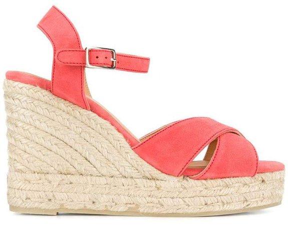 Blaudell wedge sandals