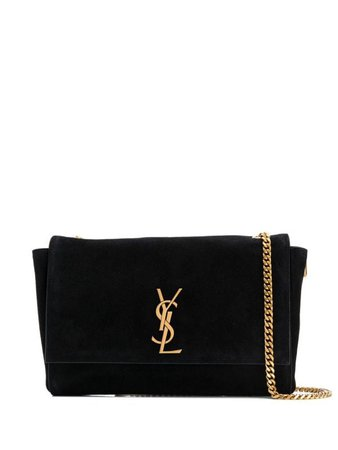 Saint Laurent Kate Suede Shoulder Bag - Farfetch